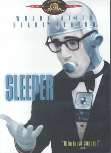 SLEEPER BY ALLEN,WOODY (DVD)